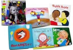 Mostra internazionale di libri per bambini da 0 a 3anni