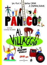 Panico al Villaggio -copertina