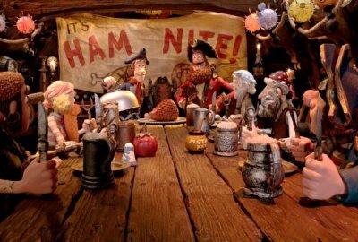 The Pirates-Ham Night