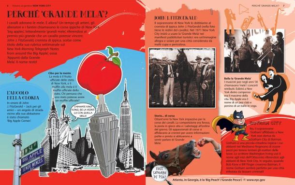 New York - Perchè Grande Mela?