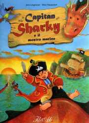 Capitan Sharky e il Mostro Marino - copertina