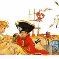 Vorrei un libro... che parli di pirati! Parte 1