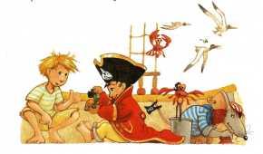 Vorrei un libro… che parli di pirati! Parte1