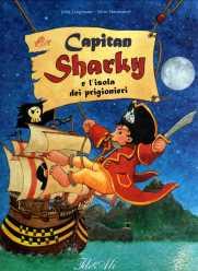 Capitan Sharky e l'isola dei prigionieri - copertina