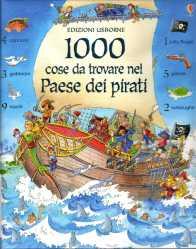 1000 cose da trovare nel Paese dei pirati