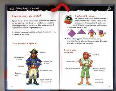 Il Manuale dei Pirati - interno