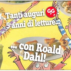 Buon compleanno Roald Dahl… e buonappetito!