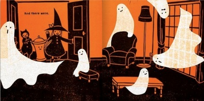 Ghosts in the House_interno
