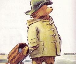 Paddington illustrato da Fred Banbery