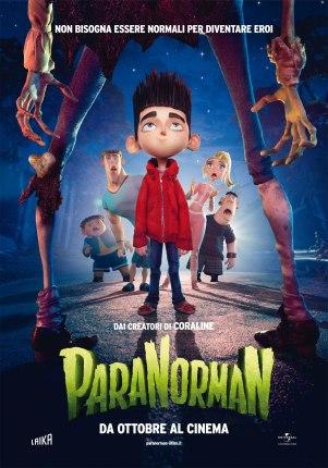 Paranorman, di Chris Butler, animazione, USA 2012, durata 92 min.