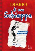 Diario di una Schiappa, di Jeff Kinney, Il castoro 2008, 12 euro