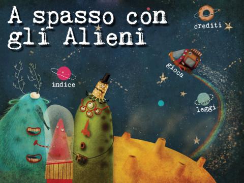 A spasso con gli alieni_homepage
