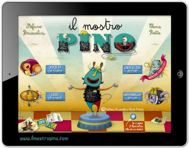 Il MostroPino_home page
