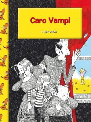 Caro Vampi_tascabile copertina
