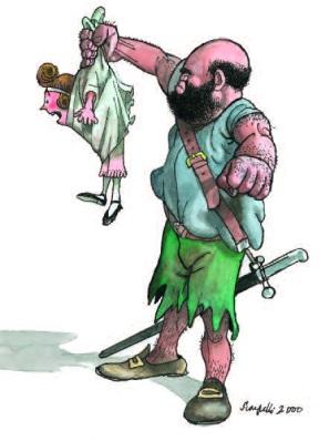 Estella e Jim nella meravigliosa Isola del Tesoro_illustrazione 2