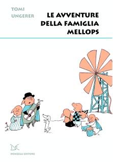 Le avventure della famiglia Mellops_copertina