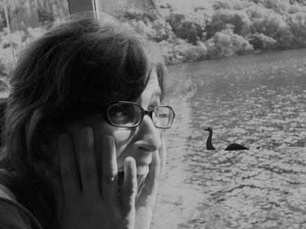 Il mio avvistamento di Nessie nell'estate 2009!