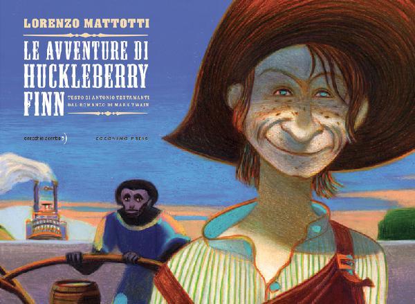 Le avventure di Huckleberry Finn_copertina