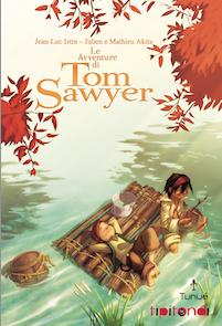 Le avventure di Tom Sawyer_copertina