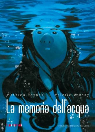 La memoria dell'acqua_copertina