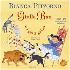 Giulia Bau e i gatti gelosi_con cd_copertina