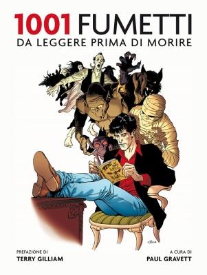 1001 Fumetti da leggere prima di morire_copertina