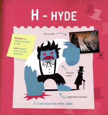 Esperimenti con zombi, vampiri e altri mostri_Hyde