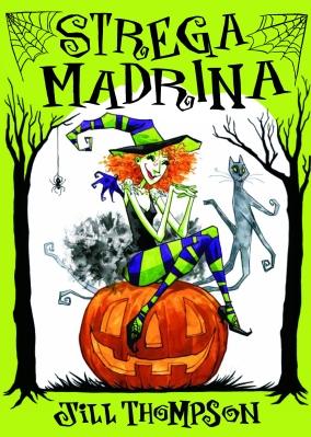Strega Madrina, di Jill Thompson, Bao Publishing 2012, 17 euro.