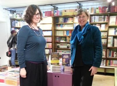 Incontro con Linda Newbery