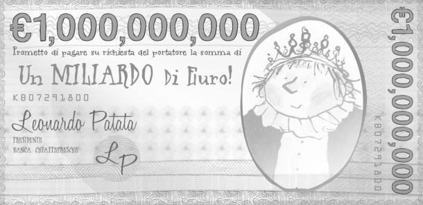 Giò il miliardario_banconota