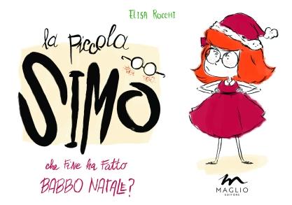 La Piccola Simo - Che fine ha fatto Babbo Natale_copertina