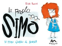 La Piccola Simo -Il primo giorno di scuola_copertina