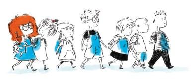 La Piccola Simo - Il primo giorno di scuola_interno 1