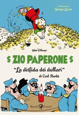 Zio Paperone - La disfida dei dollari_copertina