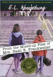 From the Mixed-up Files of Mrs Basil e Frankweiler