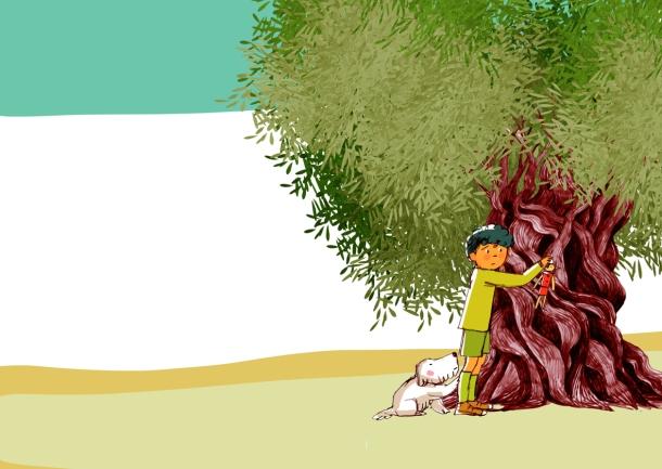Illustrazione di Giulia Orecchia.