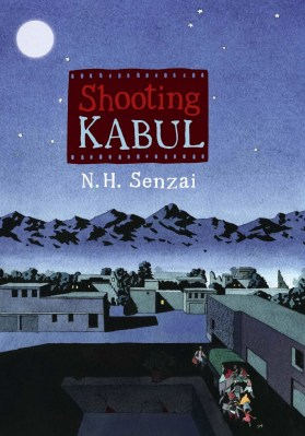 Shooting Kabul_cover