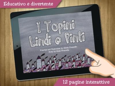 I Topini Lindi e Pinti_App