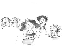 Illustrazione di Elly Hees