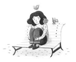 Illustrazione di Cristina Spanò © La Nuova frontiera junior
