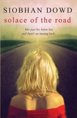 Copertina dell'edizione inglese del romanzo Solace of the road
