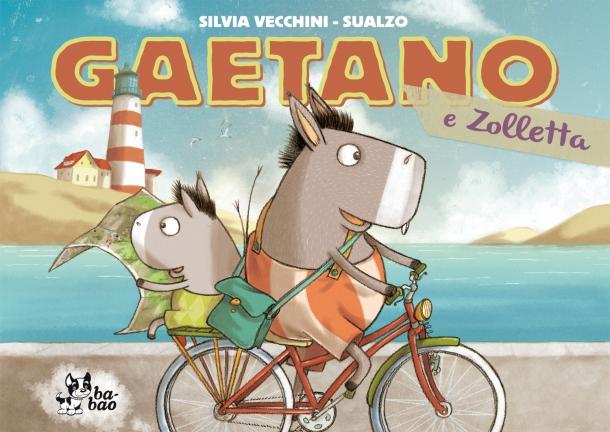 Gaetano e Zoletta. Un posto perfetto, di Silvia Vecchini e Sualzo, Bao Publishing 2014, 11€