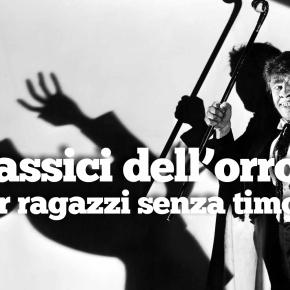 """""""The Monster Show. Guida al cinema mostruoso per ragazzi"""", edizioni Cineteca diBologna"""