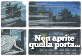 """""""Case stregate"""", di Massimo Scotti e Antonio Marinoni,Topipittori"""