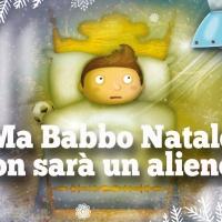 """""""L'Ufo di Natale"""", di Daniela Valente e Sandro Natalini, Coccole Books"""