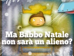 """""""L'Ufo di Natale"""", di Daniela Valente e Sandro Natalini, CoccoleBooks"""