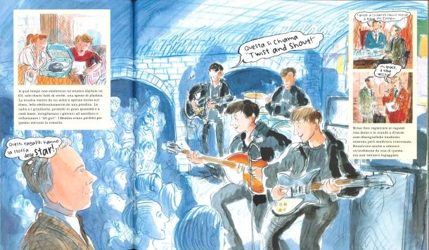 I Beatles_interno