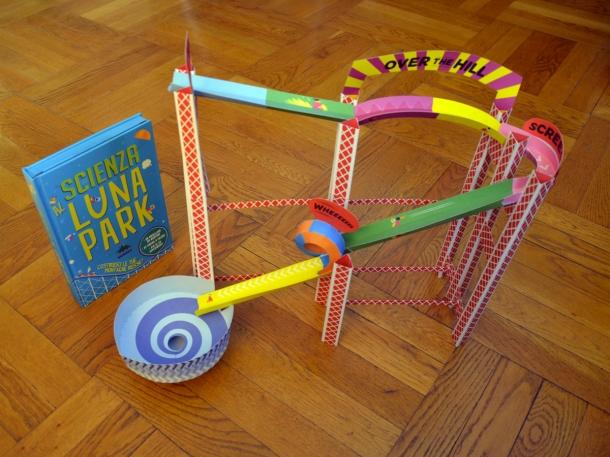 Scienza al Luna Park_modellino
