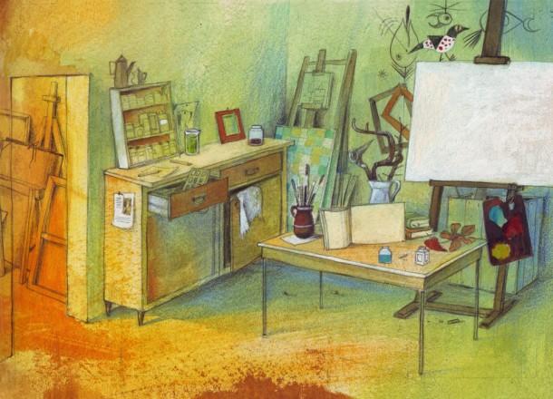 Illustrazione di Liza Schiavi