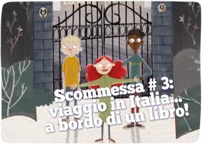 """""""Grand Tour, Libro primo, La locanda fantasma"""", di Conte Ettore Gazza di Mezzanotte, Grappolo diLibri"""